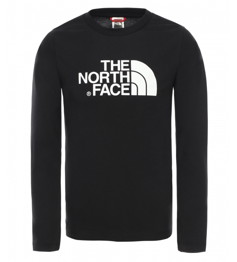 Comprar The North Face T-shirt Y Easy L/S Tee noir
