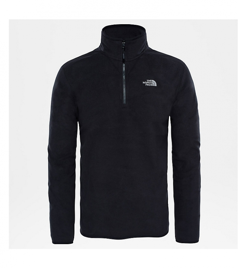 Comprar The North Face Forro polar 100 Glacier negro -Polartec-