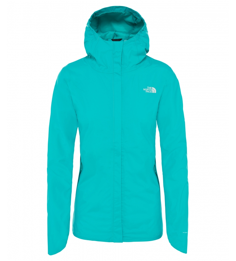 Comprar The North Face Quest Blue Turquoise Print Jacket