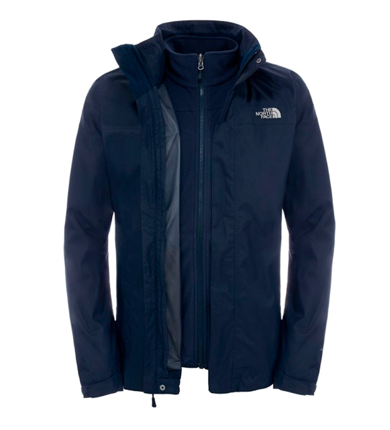 Comprar The North Face Chaqueta Evolve II Triclimate® navy