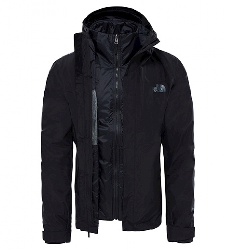 Comprar The North Face Veste Naslund noir / DryVent / Triclimate