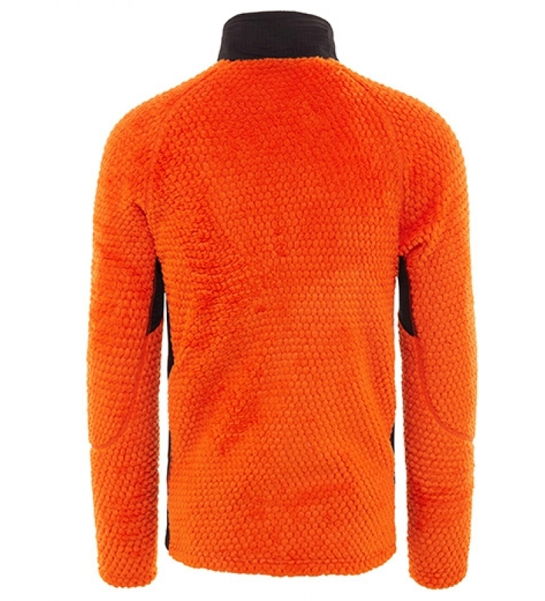 385b8ecaae The North Face - Veste Radium Highloft orange, noir / Polartec ...