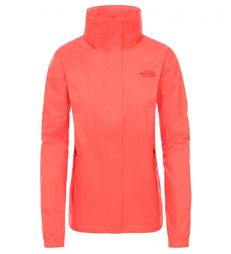 Comprar The North Face Giacca Resolve 2 Donna rossa -DryVent-
