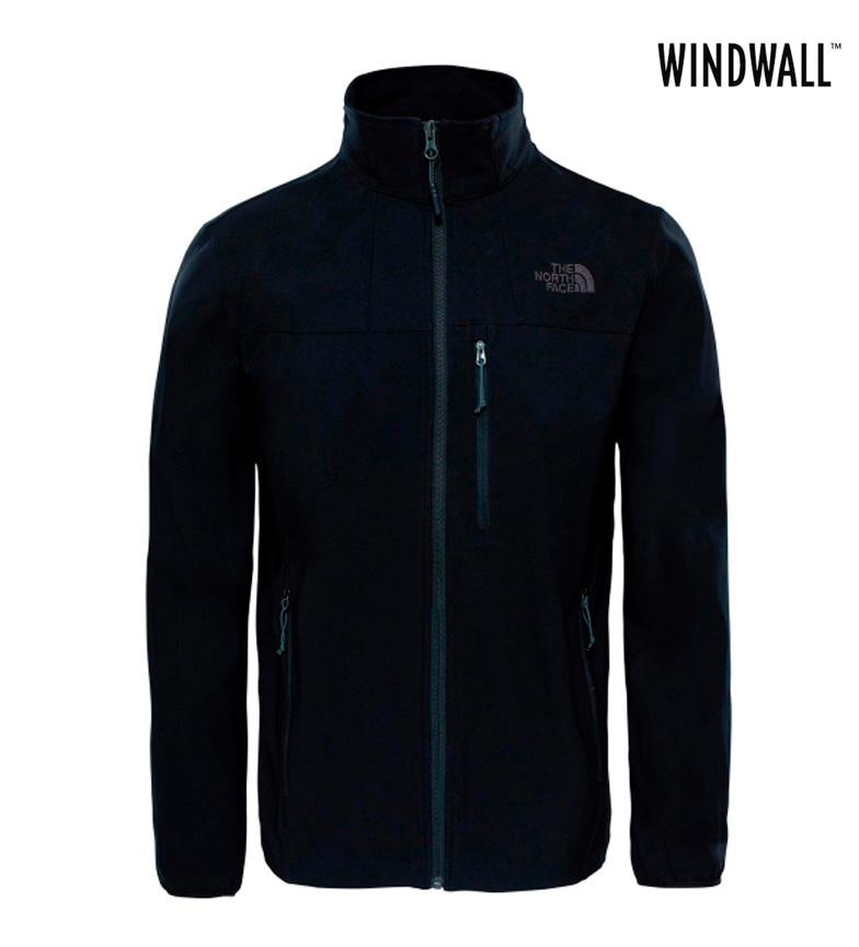 Comprar The North Face Chaqueta softshell Nimble negro -WindWall-