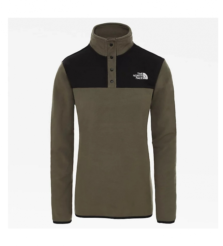 Comprar The North Face Tka Glacier Glacier Doublure polaire Khaki / 214g