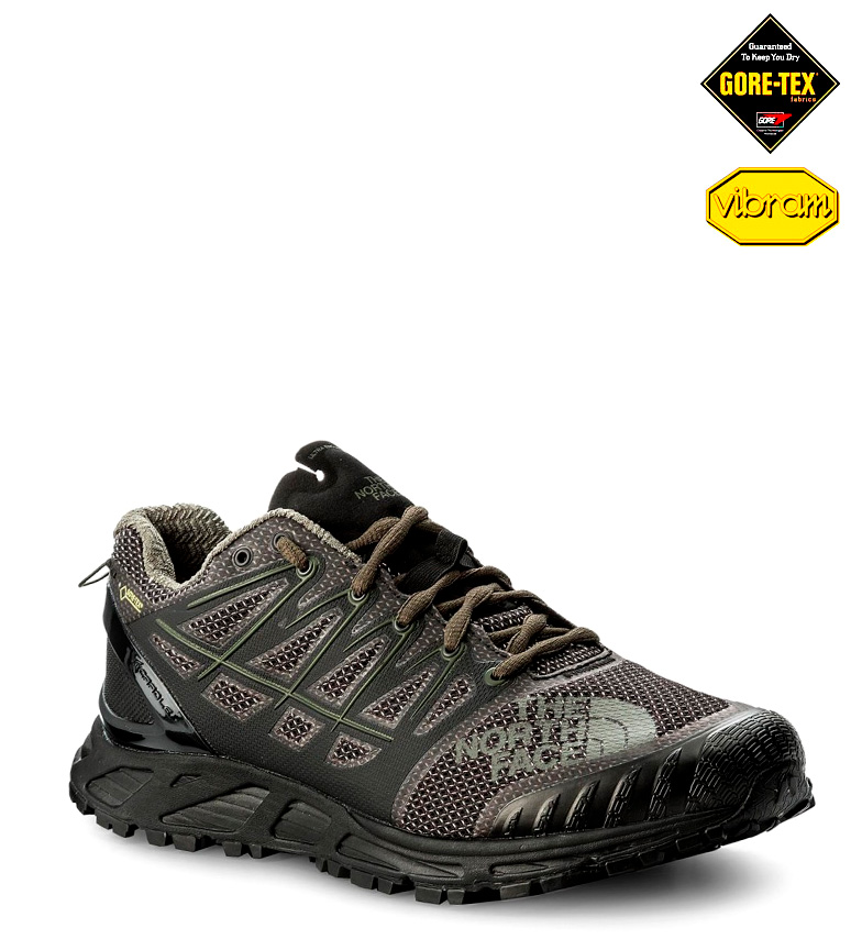 bb2e1437685 The North Face - Zapatillas trail running Ultra Endurance II gris ...