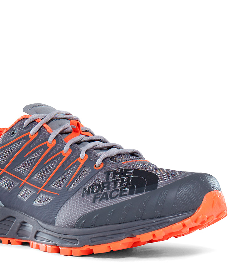 The North Face Zapatillas Trail Running Ultra Utholdenhet Ii Gris / Gore Tex / 720g kjøpe billig billig twR8ogdmW