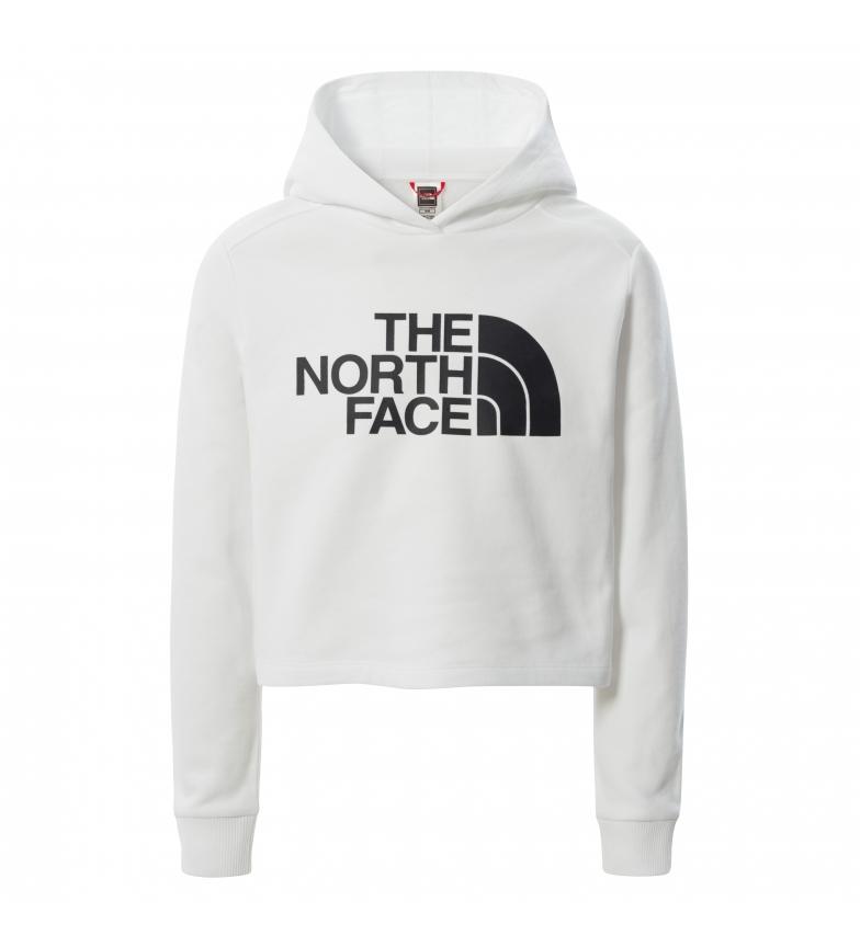 Comprar The North Face Sweatshirt Gril Drew Peak Cropped white