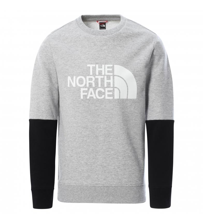 Comprar The North Face Camisola Drew Peak Sweater cinza