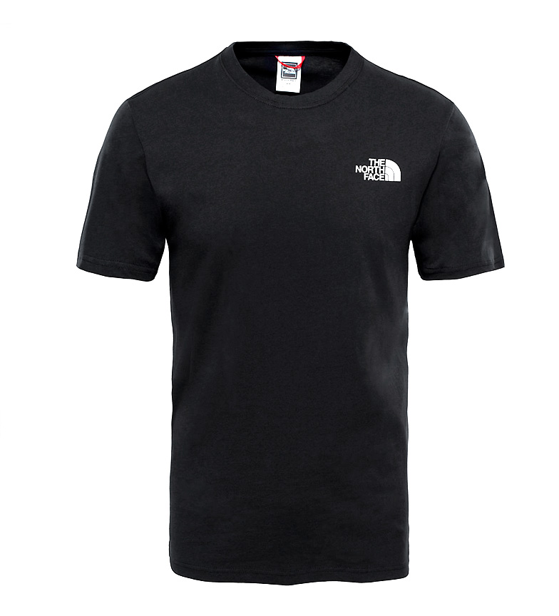 Comprar The North Face Cotton T-shirt Redbox Tee black