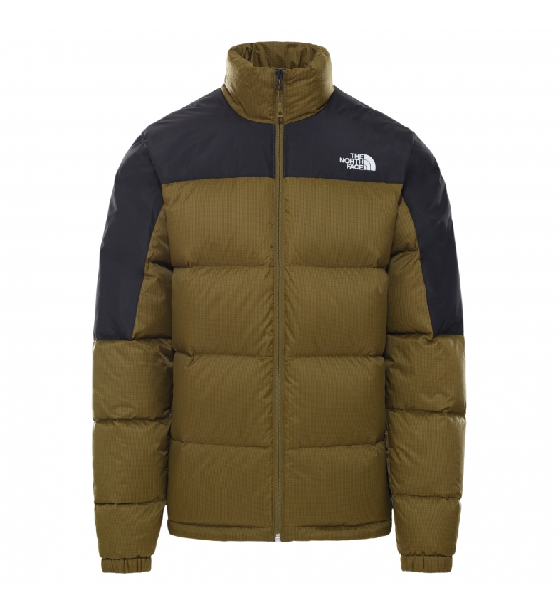 Comprar The North Face Diablo Down Jacket verde, preto