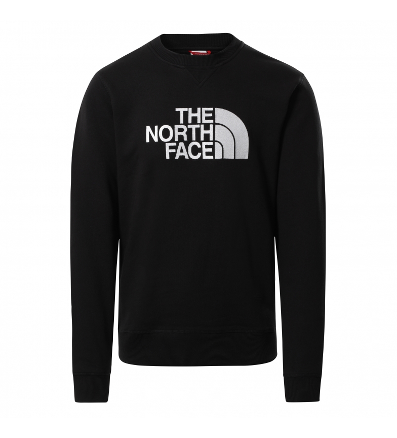 The North Face Drew Peak sweatshirt black