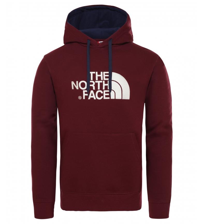 Comprar The North Face Camisola Drew Peak Burgundy