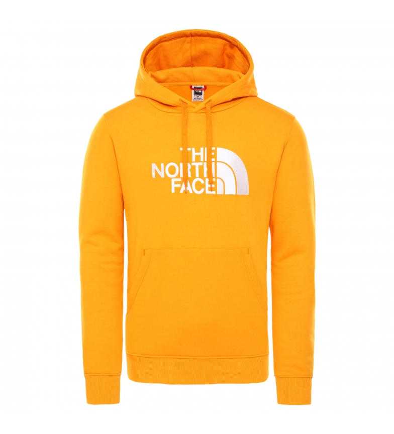 Comprar The North Face Sudadera Drew Peak PLV HD naranja