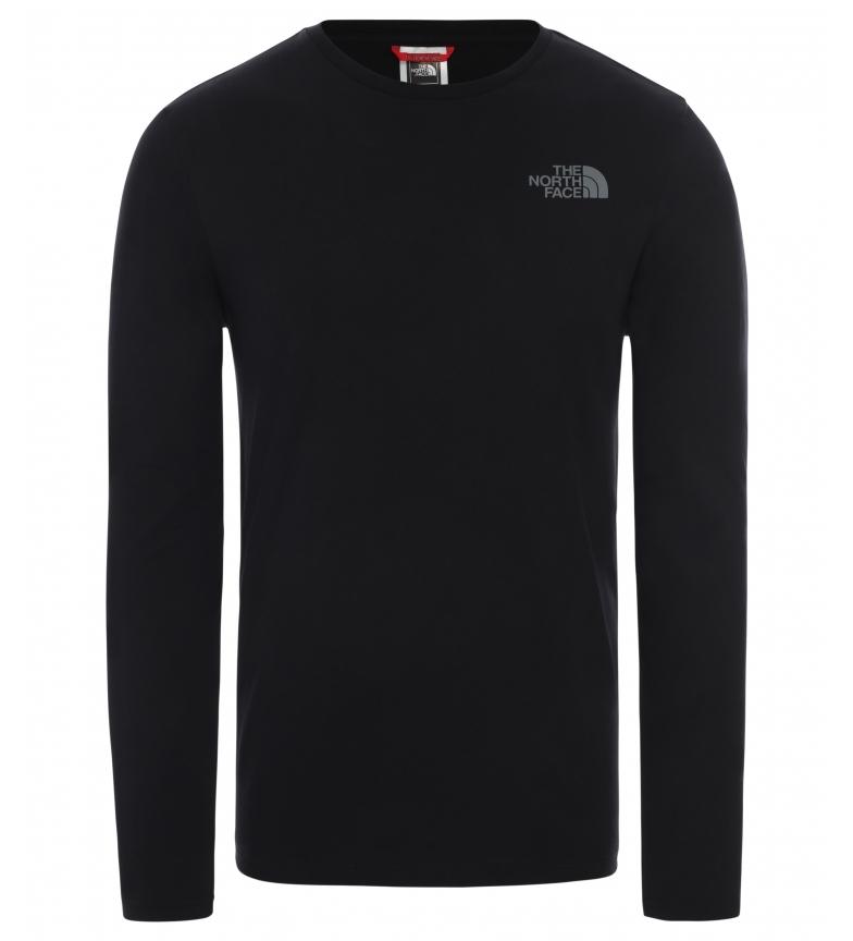 Comprar The North Face T-shirt noir facile à porter