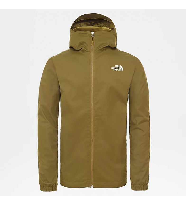 Comprar The North Face Quest khaki wind jacket / DryVent /