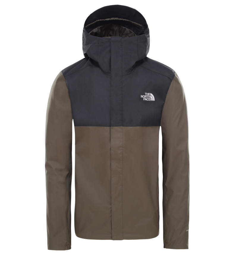 Comprar The North Face Giacca M Quest Zip-in verde / DryVent