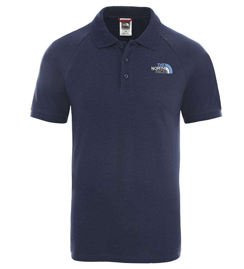 Comprar The North Face Polo Raglán marino