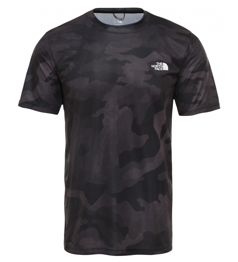 Comprar The North Face Camiseta Reaxion negro, gris