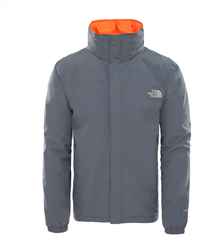 The Faceb North Aislamiento ResolvebGrisdryvent chaqueta Con E9WH2IYD