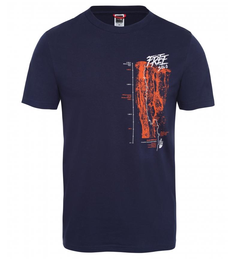 Comprar The North Face Camiseta Celebr marino