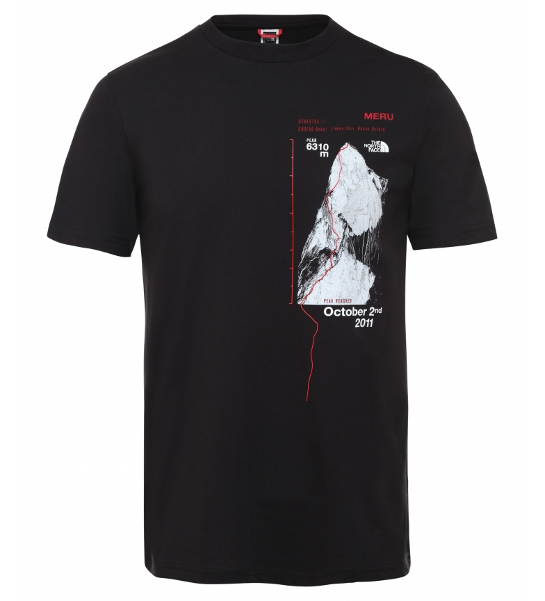 Comprar The North Face T-shirt nera celebr