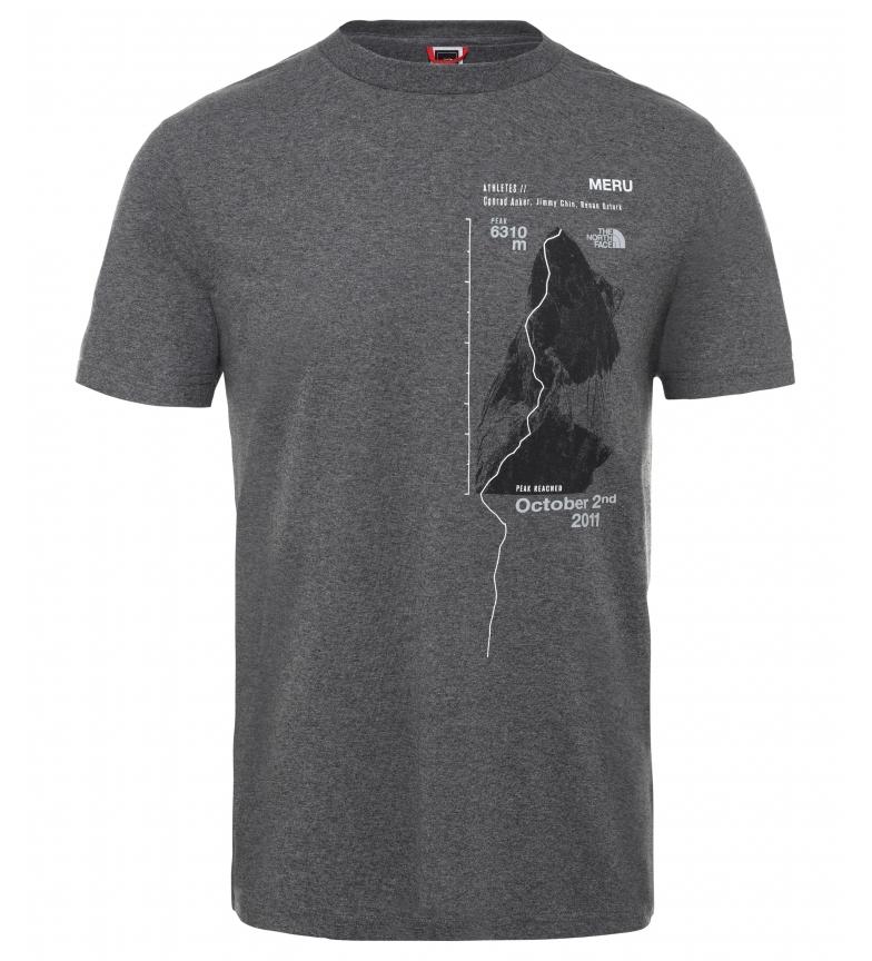 Comprar The North Face T-shirt Celebr Grey