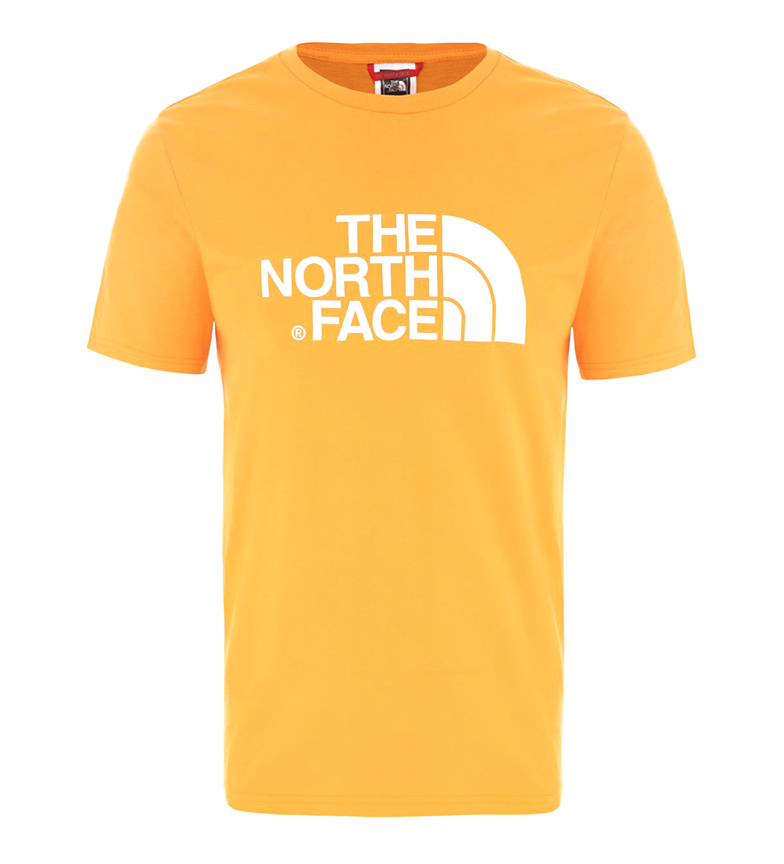 Comprar The North Face Camiseta Easy naranja
