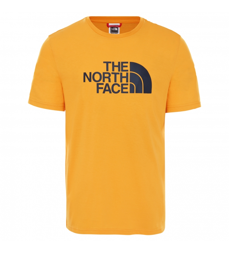 Comprar The North Face T-shirt Easy Summit Gold orange