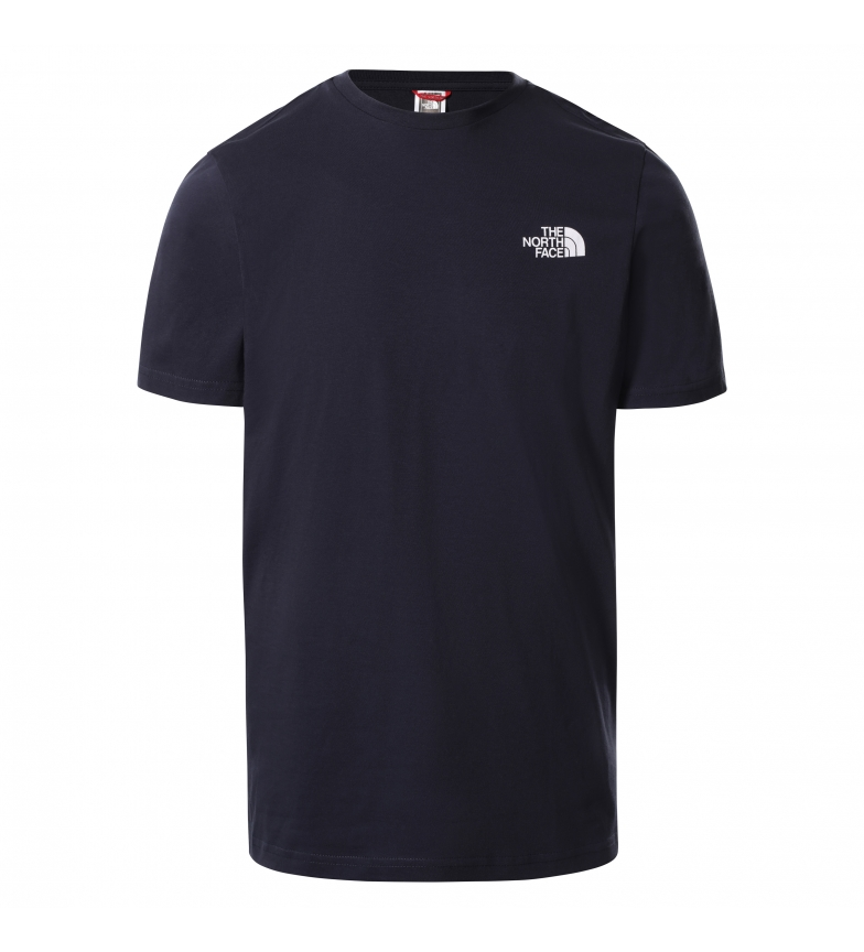 The North Face Simple Dome T-shirt navy