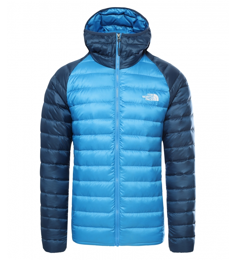 Comprar The North Face Trevail blue folding down