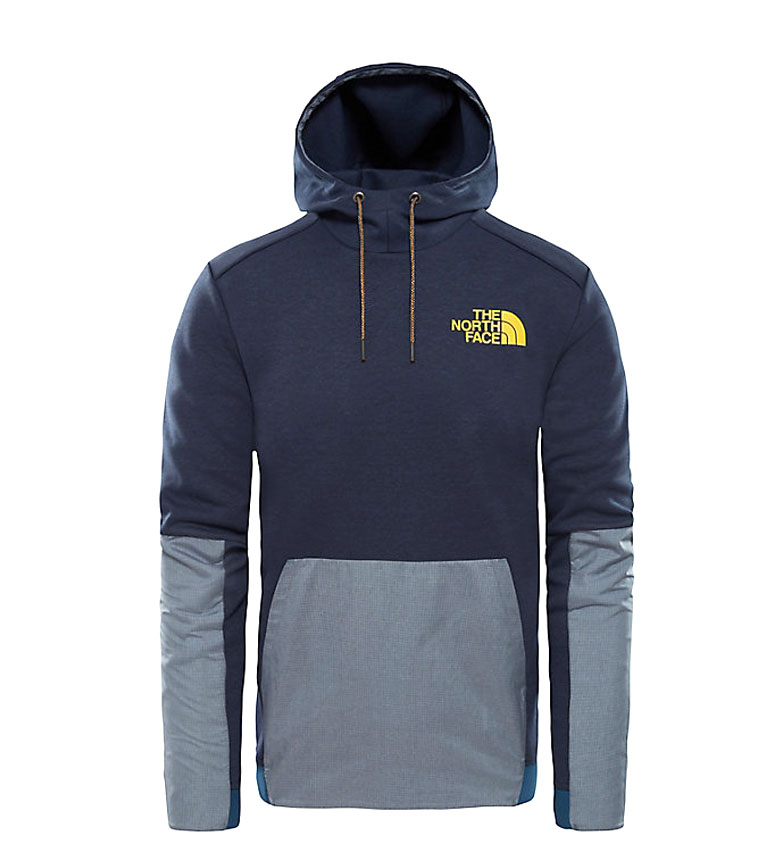 f86abfa0218 Comprar The North Face Sudadera TEK azul - your Motorcycle online store. ""