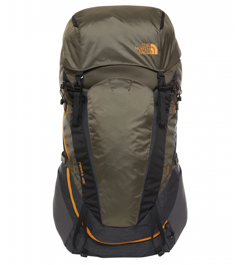 Comprar The North Face Sac à dos montagne Terra Verde / 65L / S-M : 1,84Kg ; L-XL : 1,95Kg