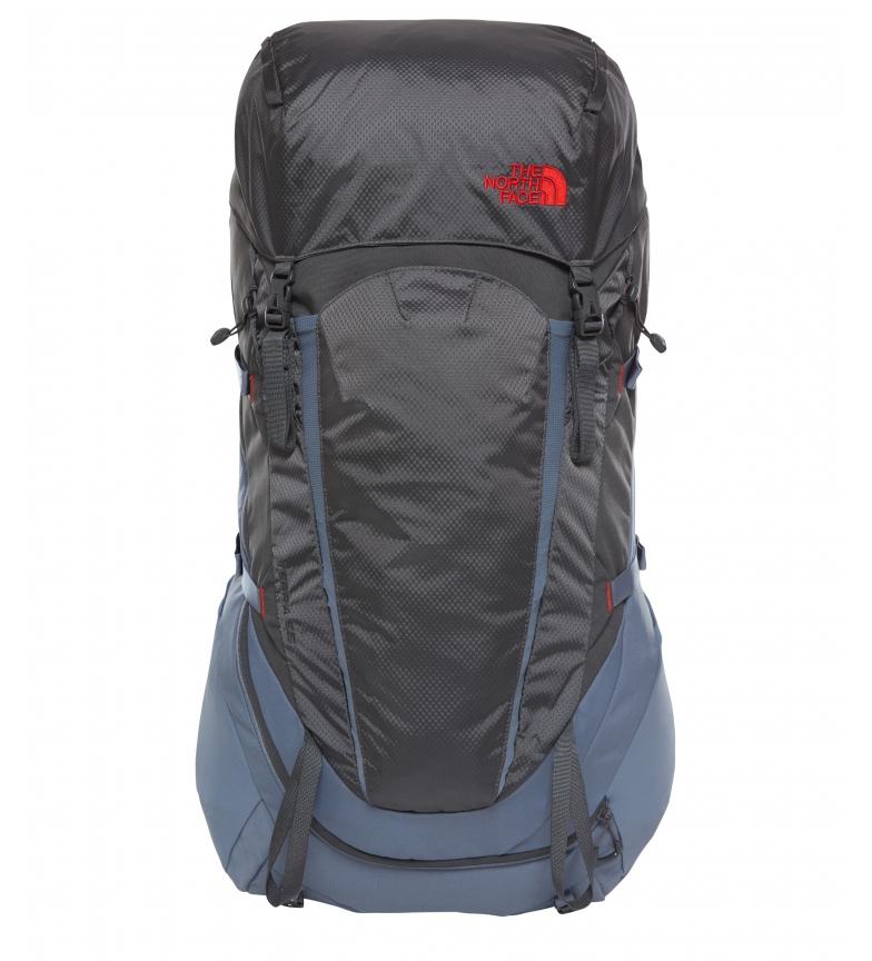 Comprar The North Face Mochila de Montaña Terra  gris, azul / 65L /  S-M : 1,84Kg; L-XL: 1,95Kg