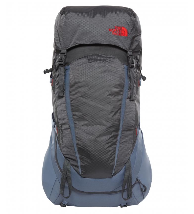 Comprar The North Face Terra Mountain Backpack grey, blue / 55L / S-M : 1,64Kg; L-XL: 1,73Kg
