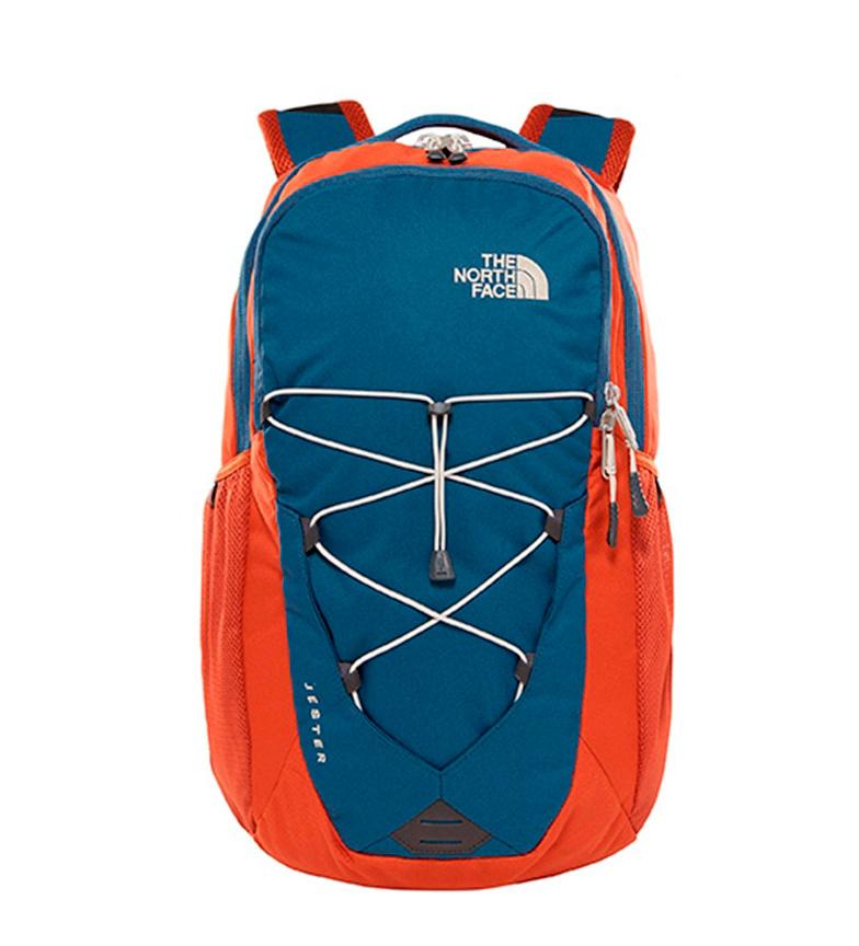 Comprar The North Face Mochila Jester azul, naranja / 820g / 29L / 29,2x34,3cm
