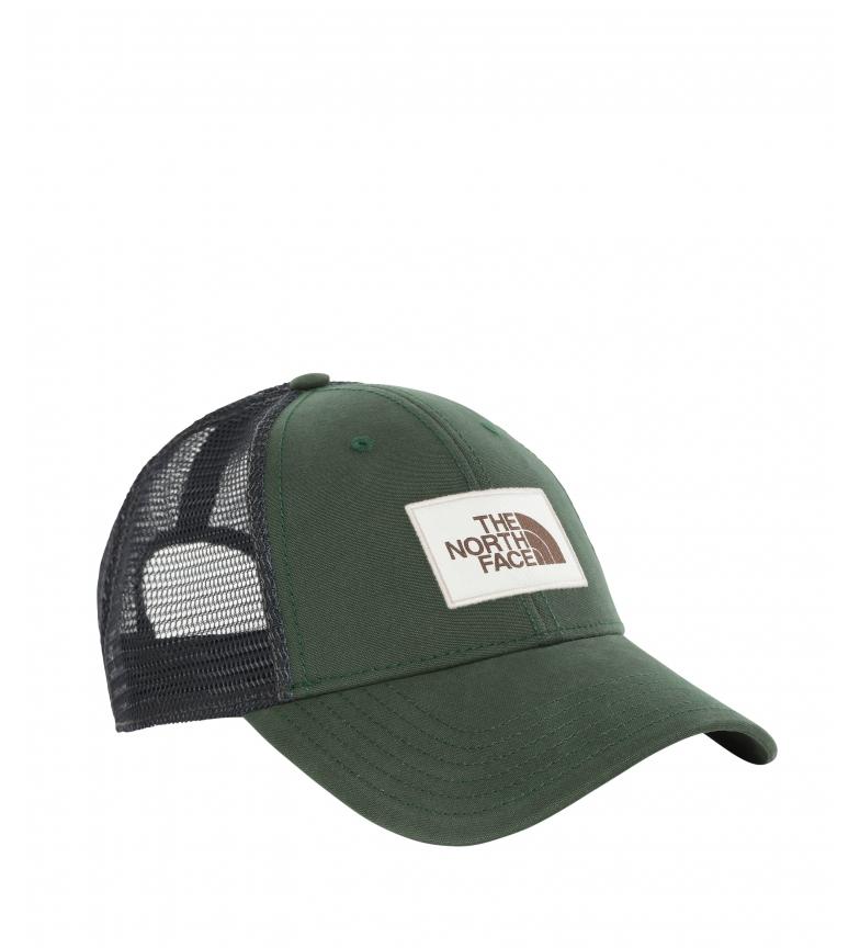 Comprar The North Face Mudder Trucker cap green