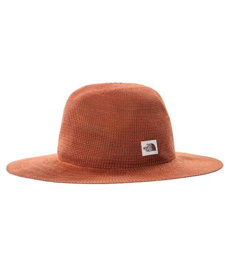 Comprar The North Face Cappello Panama marrone ripiegabile