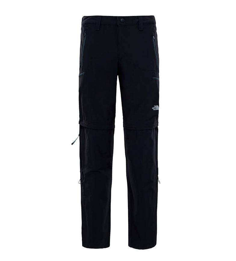 The North Face Pantalon de survêtement noir convertible -DWR-