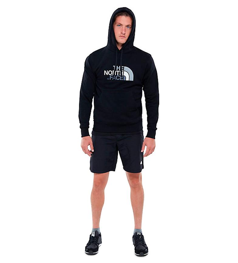 Comprar The North Face Drew Peak cotton sweatshirt black
