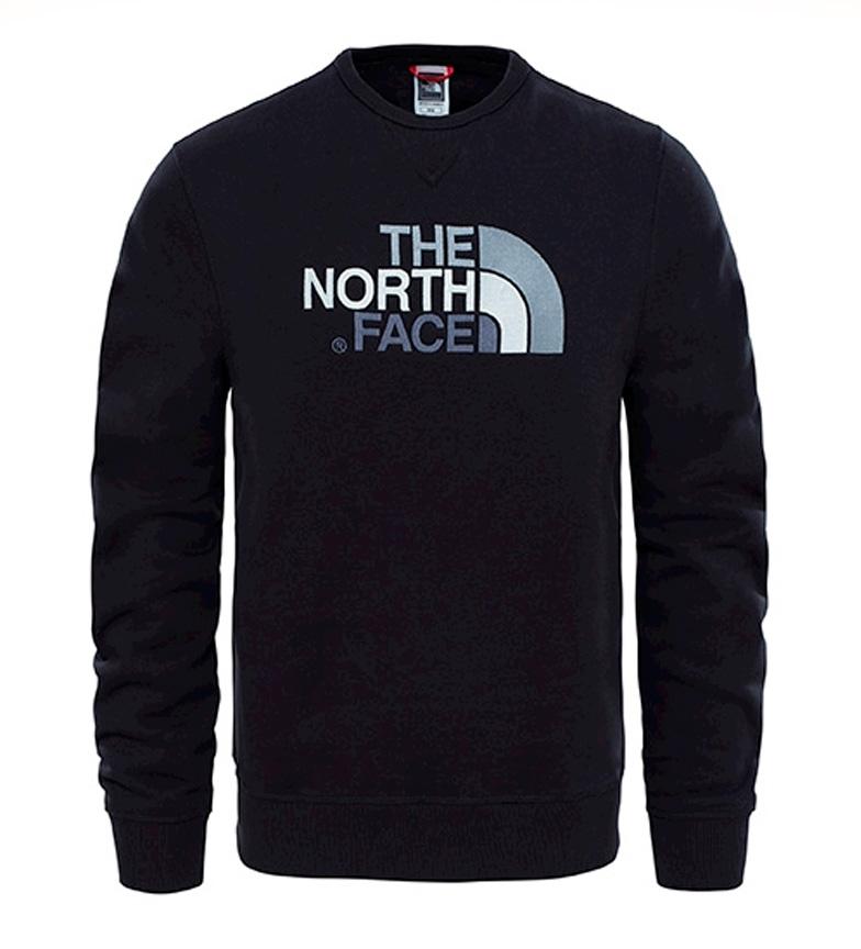 Comprar The North Face Sweat en coton Drew Peak noir