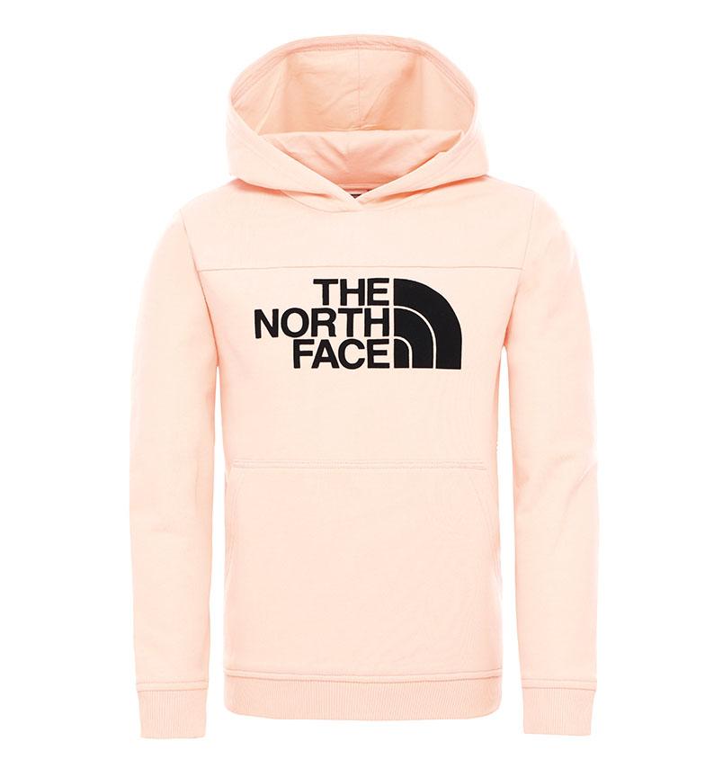 Comprar The North Face Sweatshirt G Drew Peak Hoodie rosa