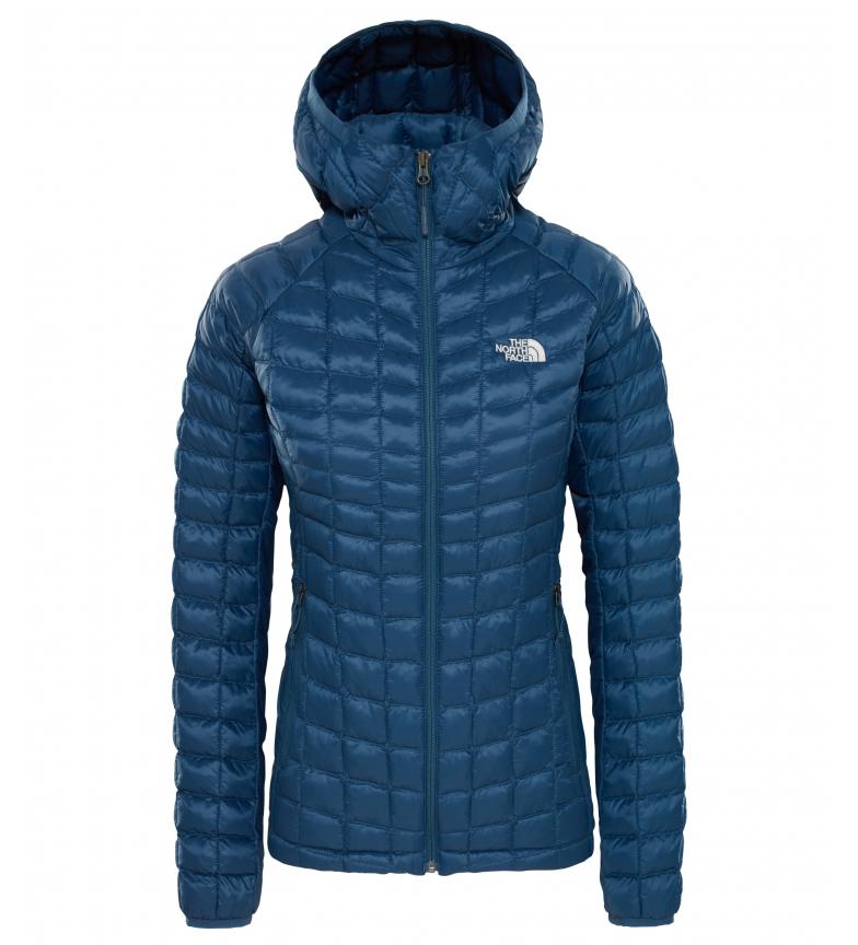 Comprar The North Face Felpa piumino blu scuro / Thermoball / DWR / PrimaLoft Black