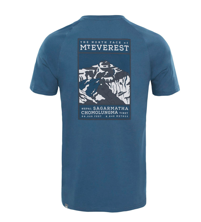 The North Face Camiseta North Face azul