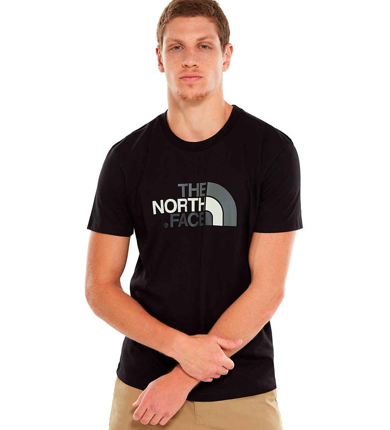 Comprar The North Face Maglietta Easy Tee in cotone nera