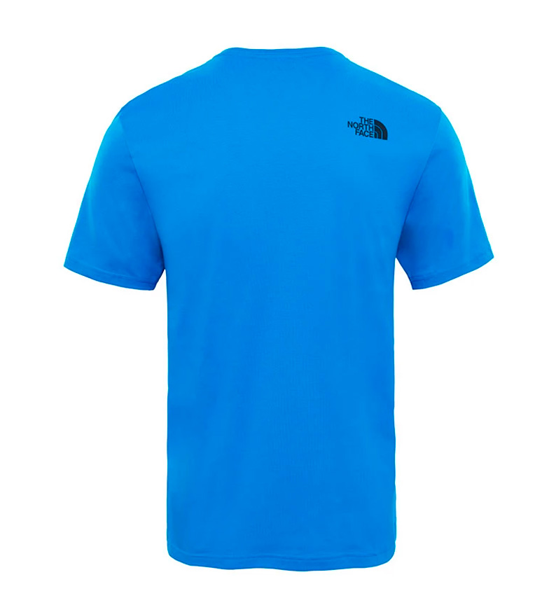 The North Face Camiseta Tansa Azul lav pris salg ekstremt salg billig online X8WSeFYvTY