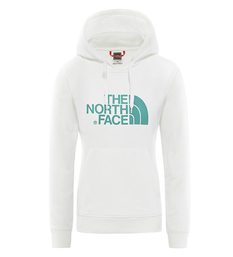 Comprar The North Face Felpa con cappuccio White Light Drew Peak