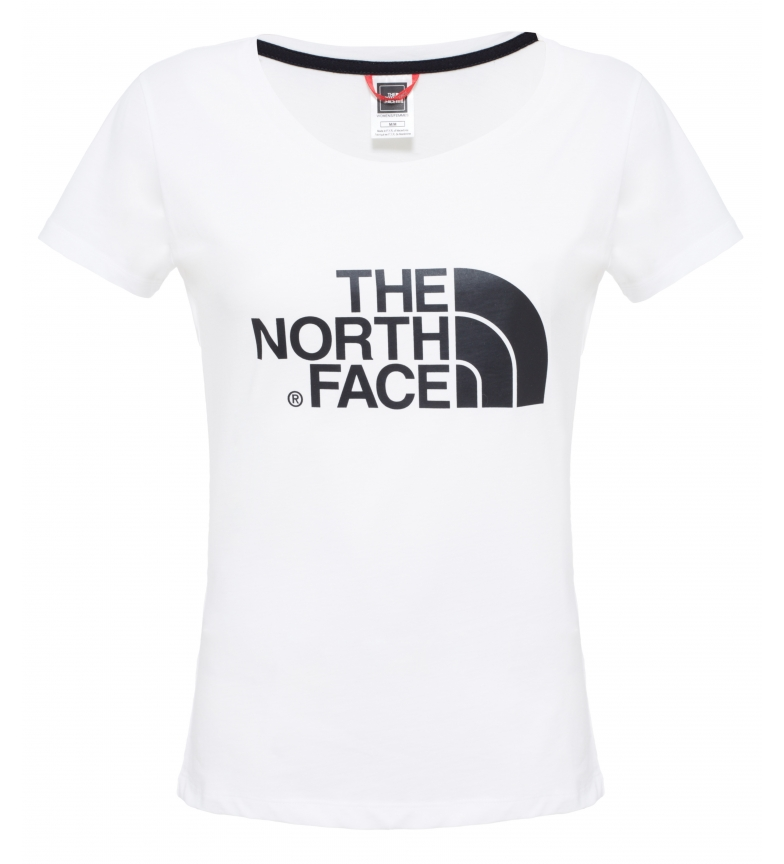 Comprar The North Face T-shirt Easy blanc