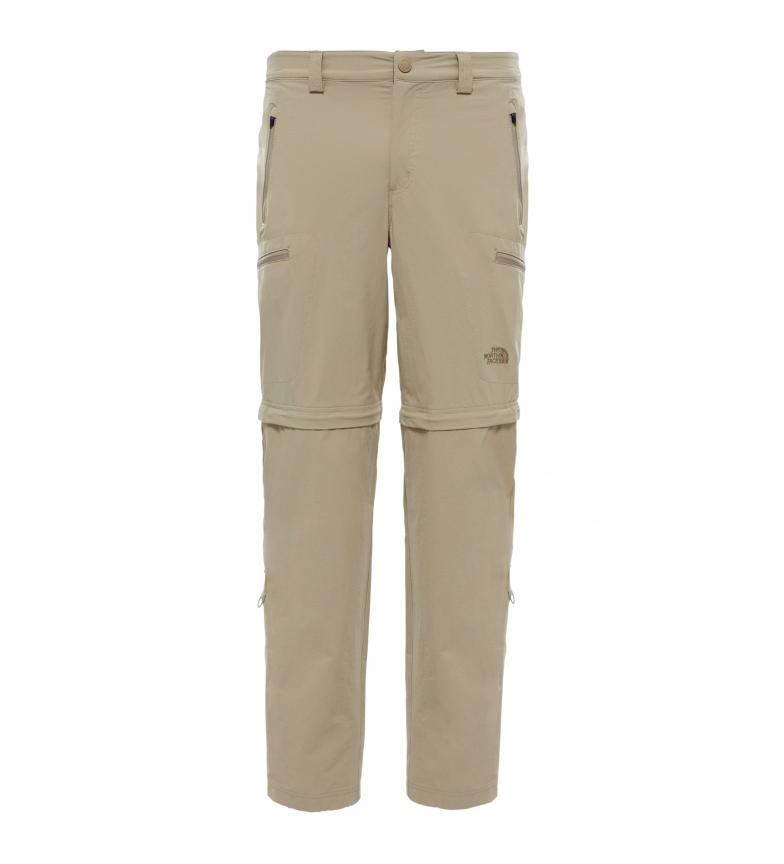 Comprar The North Face Pantalón Convertible Exploration beige