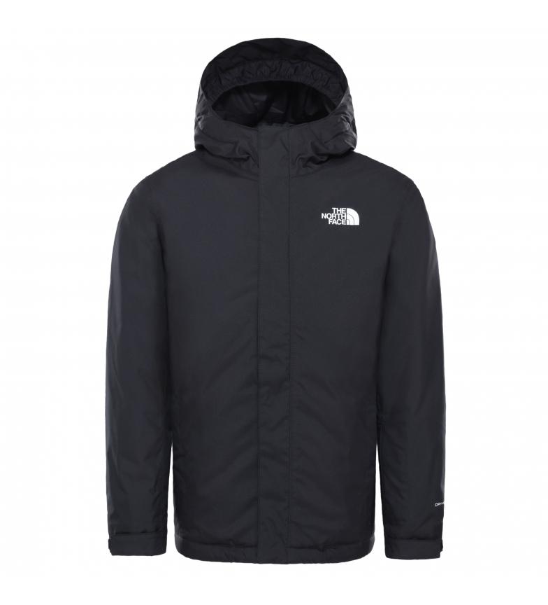 The North Face Y Snowquest Zip-In Jacket black /Heatseeker/DryVent /Velcro®/